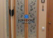Шкаф с распашными дверьми классика
