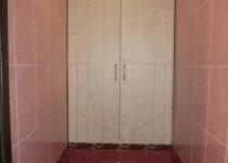 Шкаф в туалет навесной
