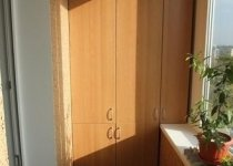 Шкаф на балкон для хранения