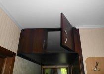 Угловые шкафы антресоли для кухни и прихожей