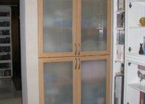 Зеркальная дверь в кладовку
