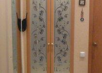 Двери для ниши в квартиру