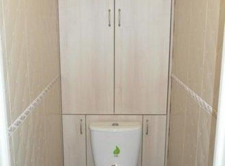 Шкаф в туалет ЛДСП