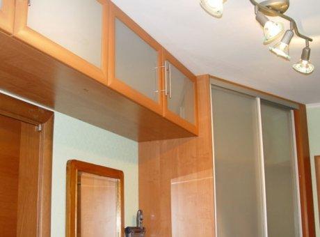 Красивые антресоли для встроенных шкафов